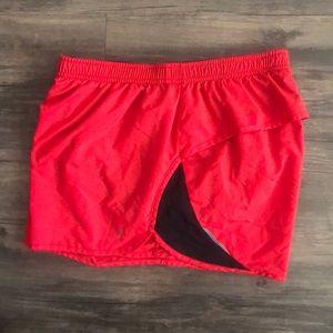 Victoria's Secret Running Shorts w/ Briefs size L